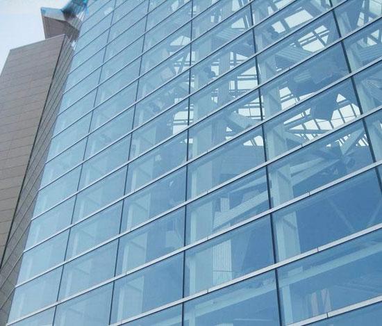 堅朗幕墻五金玻璃