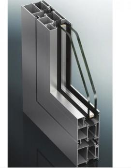嘉寓 一代節能鋁合金門窗系統