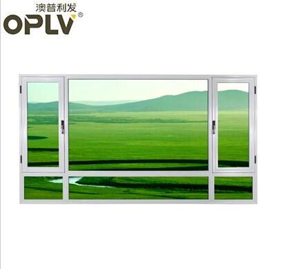 澳普利發 P4800型材節能氣密 平開窗系統