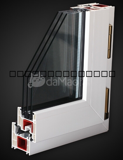 科饶恩 70型材系列门窗系统